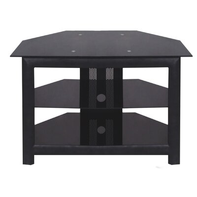 "Hazelwood Home 32"" Corner TV Stand"