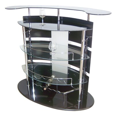 bars bar sets wayfair buy home bar bar cabinet. Black Bedroom Furniture Sets. Home Design Ideas