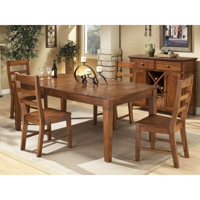 Imagio Home by Intercon Scottsdale 5 Piece Dining Set
