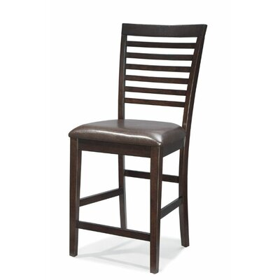 Imagio Home by Intercon Kashi Ladderback Bar Stool