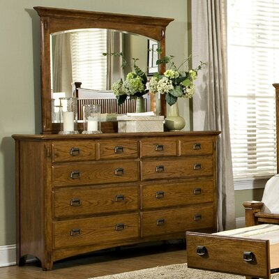 Imagio Home by Intercon Pasilla 8 Drawer Dresser