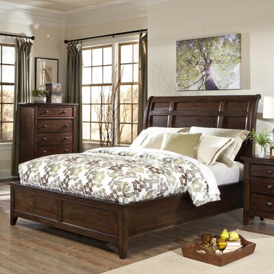 Imagio Home by Intercon Justine Sleigh Bedroom Collection