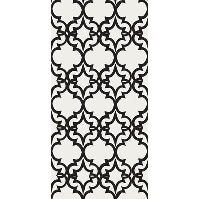 Kreme LLC Handcrafted Painted Gate Wallpaper