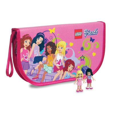 ZipBin Lego Friends Heartlake Toy Bag