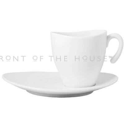 Front Of The House 8 oz. Cup and Saucer