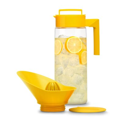 Takeya 66 Oz Flash Chill Lemonade Jug