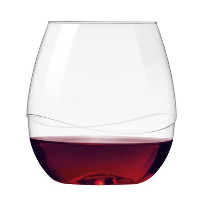 Takeya 16 Oz Swirl Wine and Cocktail Tumblers (Set of 24)