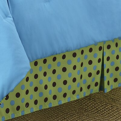 Bobby Jack Bedding Going Dotty Bed Skirt