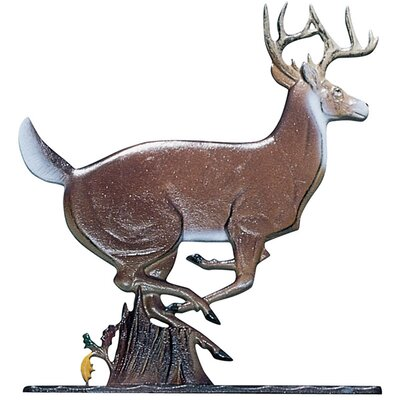 Whitehall Products Buck Mailbox Ornament