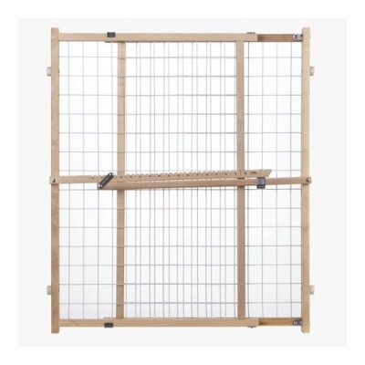 North States Wide Wire Mesh Gate