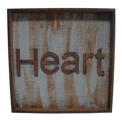 Heart Wall Decor