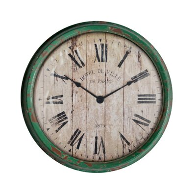 Cheungs Wall Clock