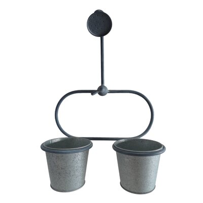 Cheungs 2 Wall Round Pot with Nozzle
