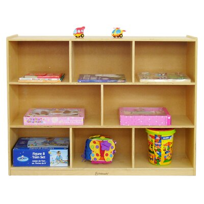 A+ Child Supply Preschool Shelf
