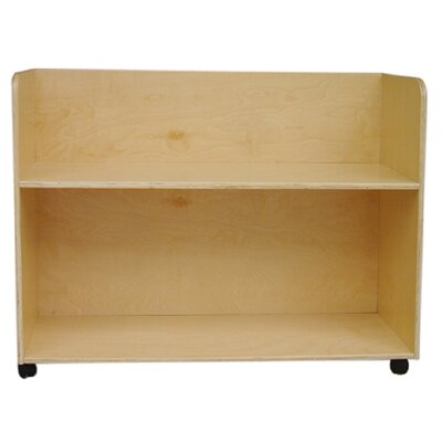 "A+ Child Supply Block 29.5"" Book Cart"