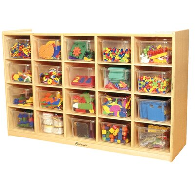 A+ Child Supply Shelf Storage