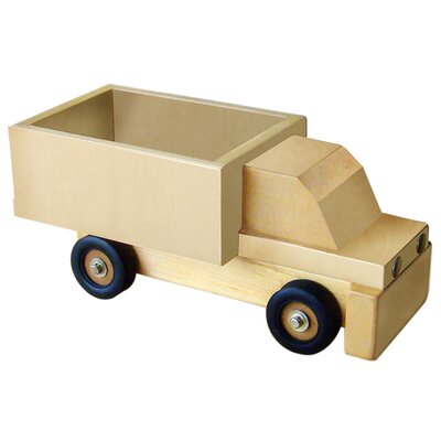 A+ Child Supply Wooden Truck D