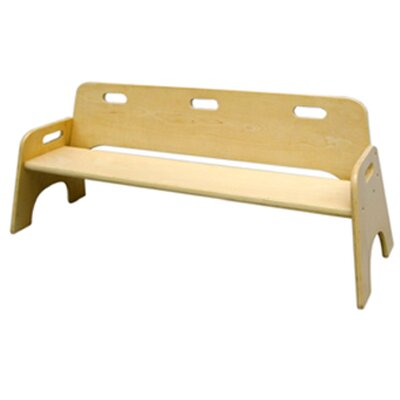 Stackable Kid's Bench (Set of 2)