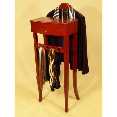 Proman Products Wellesley II Ladies Valet Stand