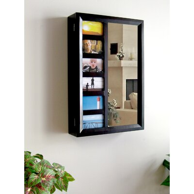Proman Products Bellissimo Venice Wall Mount Jewelry Armoire