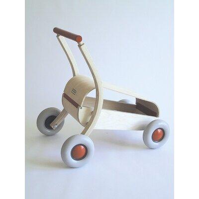 Sibi Schorsch Child's Walker with Toy Holder