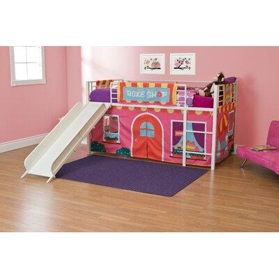 Dhp Bakeshop Curtain Set For Junior Loft Bed Amp Reviews