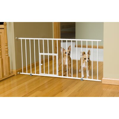 "Carlson Pet Products 6"" Gate Extension for 0680PW Mini Pet Gate"