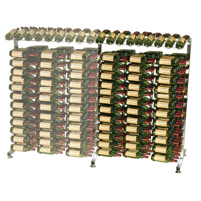 VintageView 234 Bottle Wine Rack