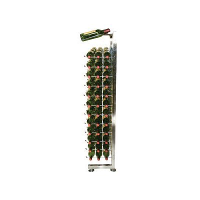 VintageView 17 Bottle Wine Rack