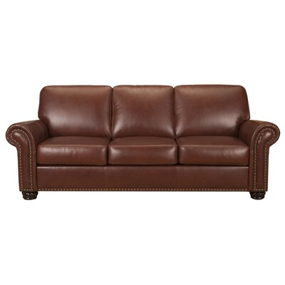 World Class Furniture Easton Leather Living Room Collection
