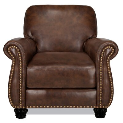 Matthews Leather Chair