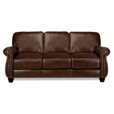 Matthews Leather Sofa