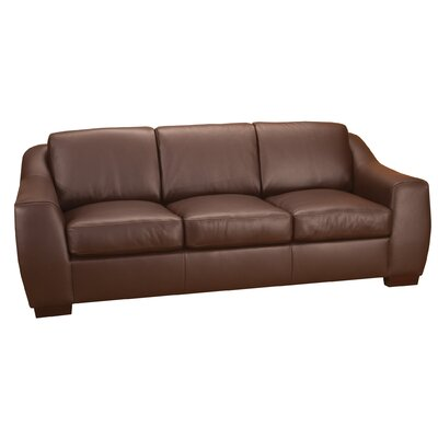World Class Furniture Magic Leather Sofa