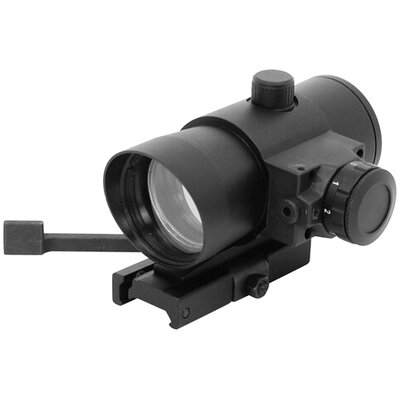 NcSTAR 1x40 Red Dot Sight in Black
