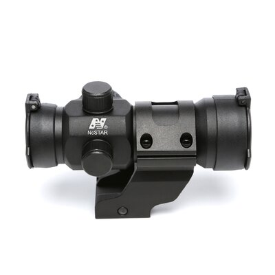 NcSTAR Red / Green Dot Sight with Cantilever Weaver Mount