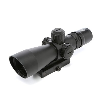 Mark III 3-9x42 mm P4 Scope in Matte Black