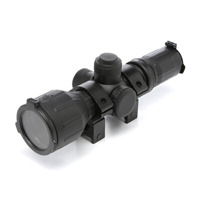 Compact Rubber 3-9x42 P4 Scope