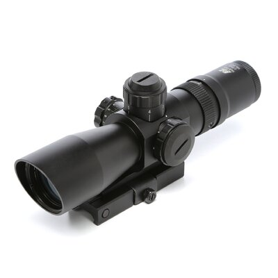 Mark III 2-7x32 mm Scope in Matte Black