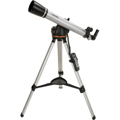 60LCM Computerized Refractor Telescope
