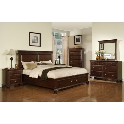 Greystone Grant Panel Bedroom Collection