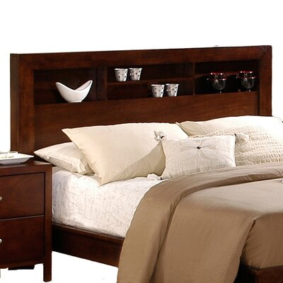 Dalton Bookcase Headboard