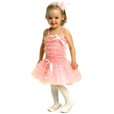 Ballerina Dress with Ruffles