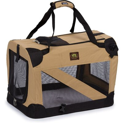 Pet Life Zippered 360° Vista View Pet Carrier