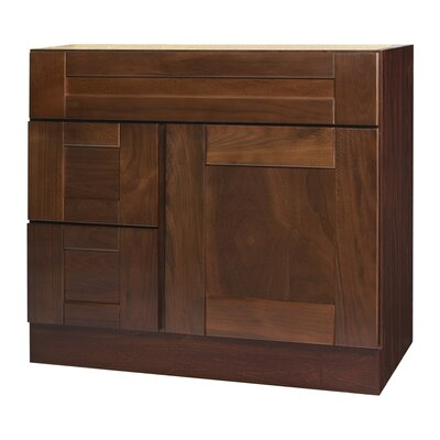 "Coastal Collection Georgetown Series 36"" Bathroom Vanity Base"