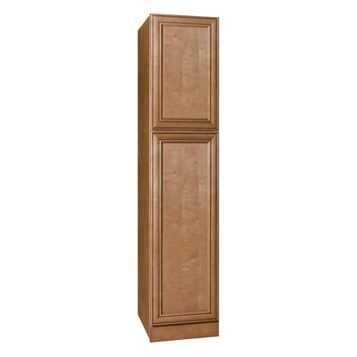"Coastal Collection Heritage Series 84"" x 24"" Freestanding Linen Cabinet"