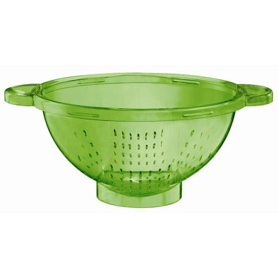 Guzzini Latina Colander in Green