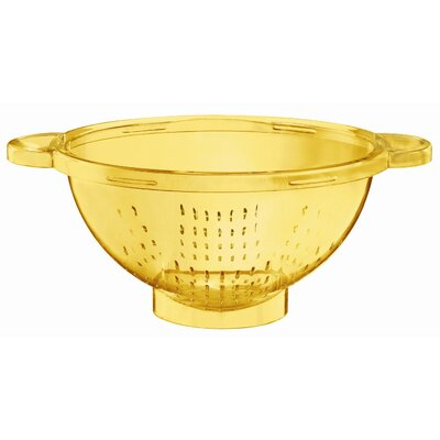 Guzzini Latina Colander in Yellow