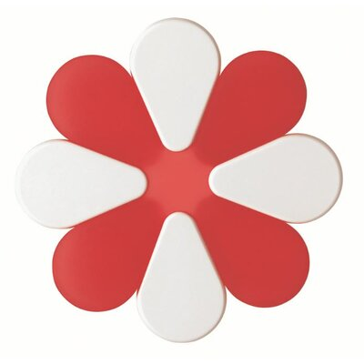 Guzzini Latina Trivet in Red (Set of 2)