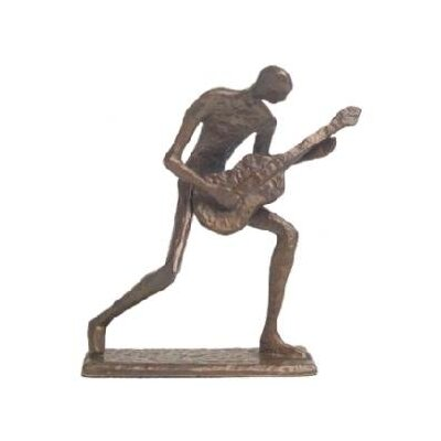 Danya B Guitar Player Crouching Figurine