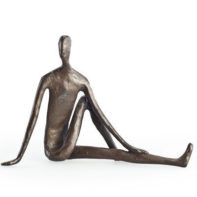 Danya B Yoga Twist Sculpture